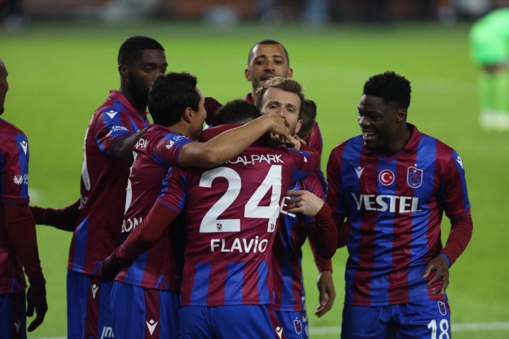 Ghana striker Caleb Ekuban bags assist in Trabzonspor big victory against Konyaspor