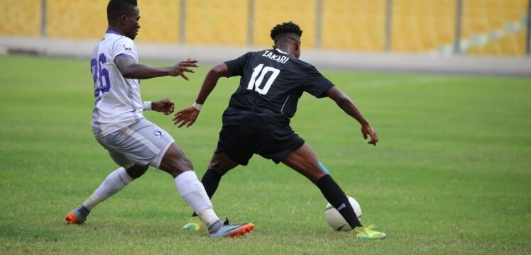 Mohammed Zakari named NASCO MVP in win over Eleven Wonders