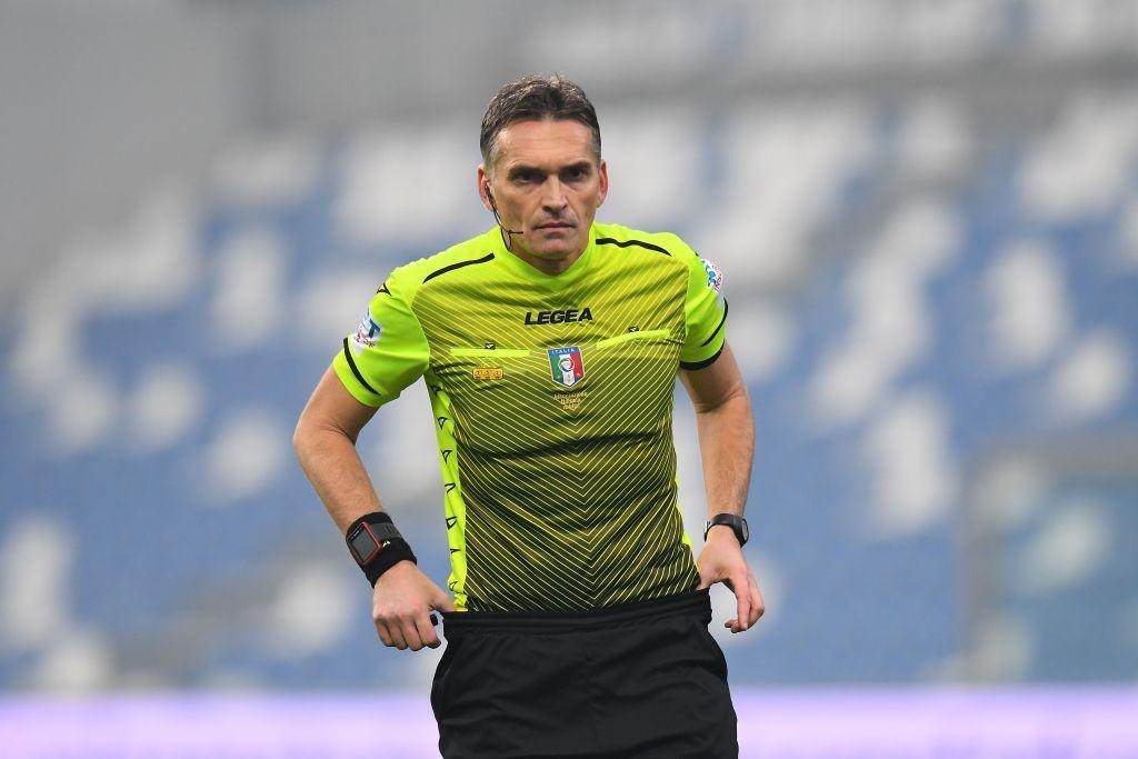 SERIE A TIM, THE REFEREES FOR THE 16TH ROUND