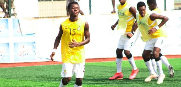 Samuel Boakye makes final squad for 2021 WAFU Zone B Cup of Nations
