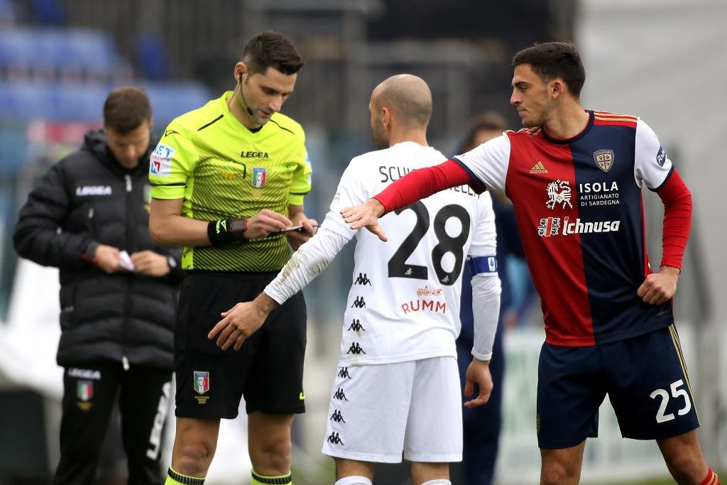 SPORT JUDGE DECISIONS, SERIE A TIM - MATCHDAY 16
