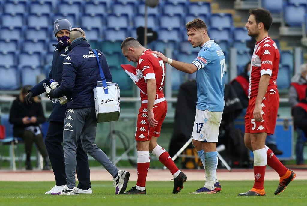 FIORENTINA: RIBERY MEDICAL UPDATE