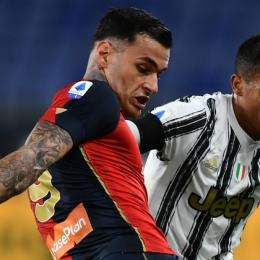 JUVENTUS - Lead on SCAMACCA