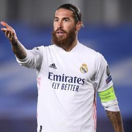 REAL MADRID kickstart captain RAMOS extension talks