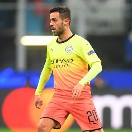 "MAN. CITY boss GUARDIOLA: ""Bernardo Silva can cover any position"""