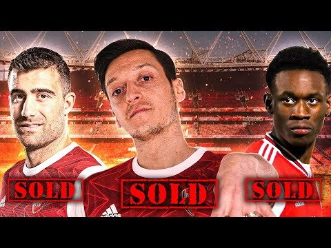 Arsenal To CONFIRM Sale Of 3 Players This Week! | #TransferTalk
