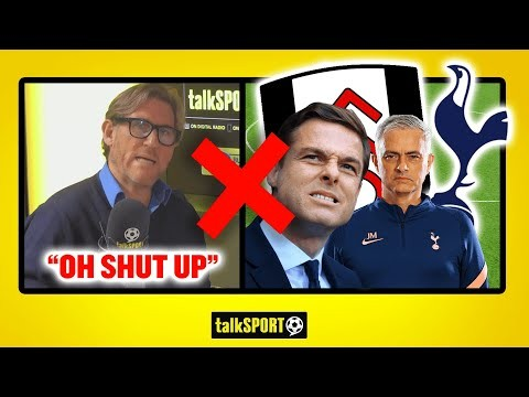 """""""OH SHUT UP! BOO HOO!"""" Simon Jordan tells Fulham manager SCOTT PARKER to SHUT UP & get on with it!"""