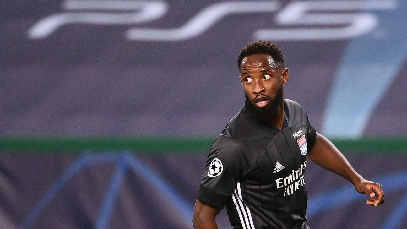Atletico sign Lyon forward Dembele