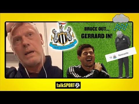 """NEWCASTLE NEED STEVEN GERRARD!"" Warren Barton slams Steve Bruce for boring Magpies tactics"