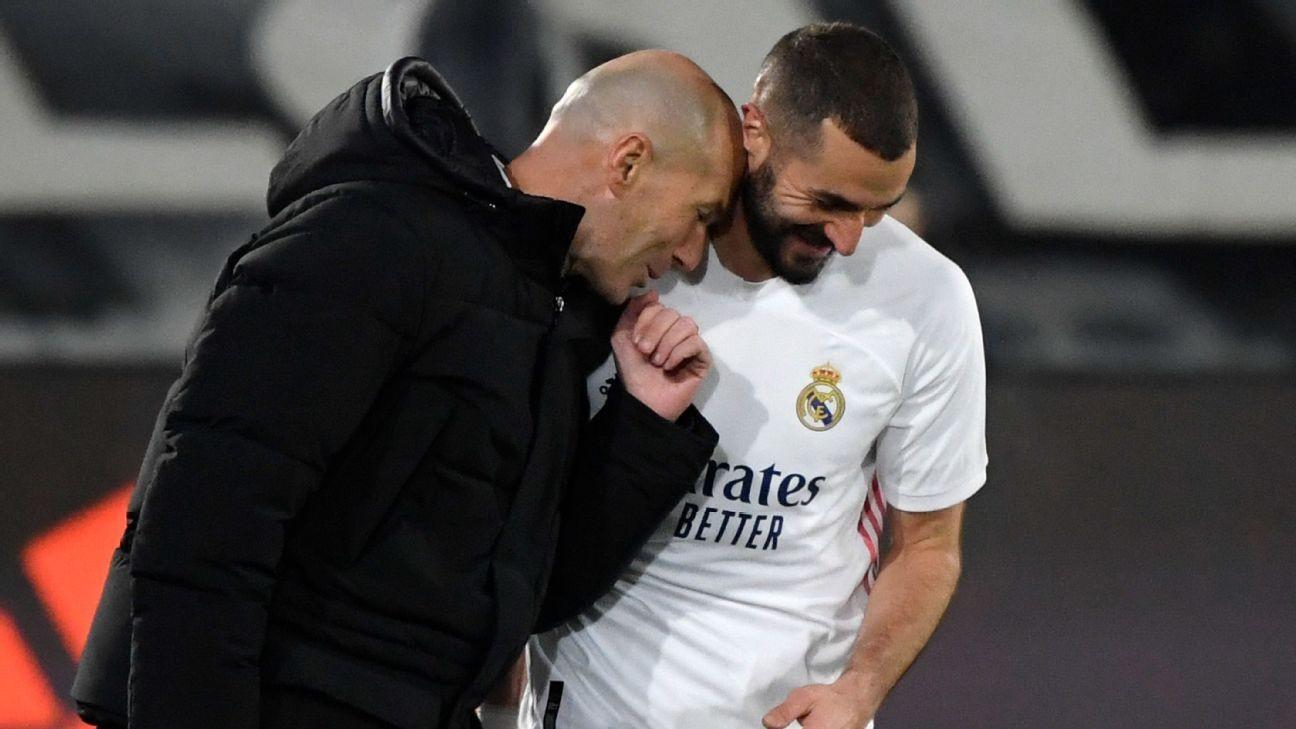 Zidane backs Benzema for France recall