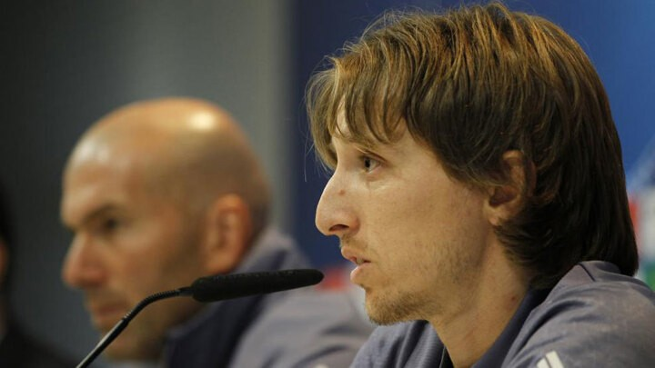 Modric: I'm talking with Real Madrid and my contract renewal is going in the right direction