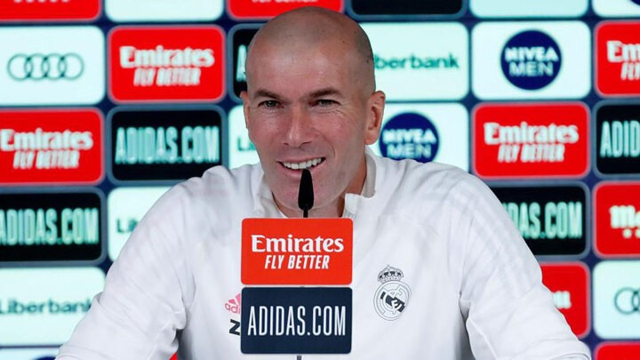 Zidane: I'm not going to respond to Tebas, I said what I said and that's it