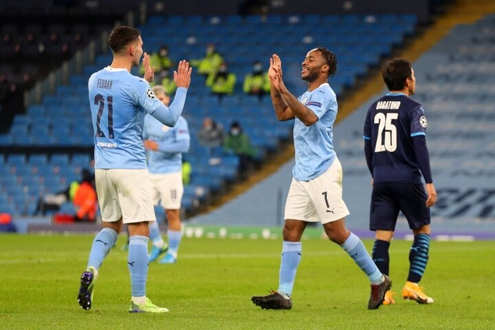 Man City 1-0 Brighton: Foden's winner helps Pep's team move to 3rd of PL table