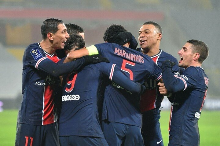 PSG 2-1 Marseille: Icardi & Neymar score to help Pochettino win his 1st trophy