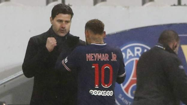 Pochettino wins first trophy with PSG
