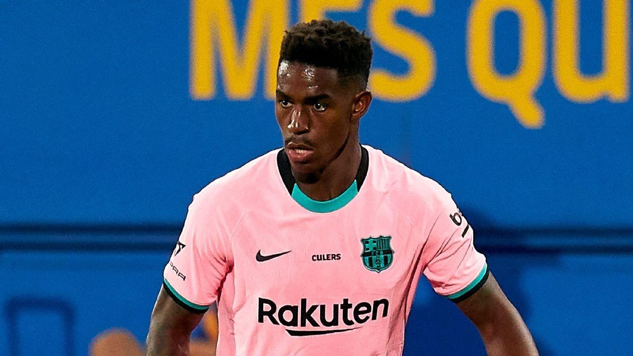 Transfer Talk: Barca eye Gaya or Pedraza to replace Firpo