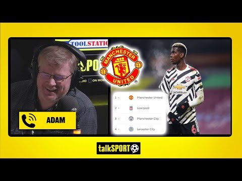 """""""I DON'T CARE, I WANT POGBA OUT!"""" Adam the Man United fan is VERY unforgiving of Paul Pogba on Drive"""