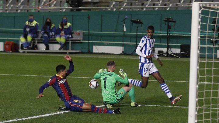 Barca player ratings after Super Cup penalty shoot-out win over Real Sociedad