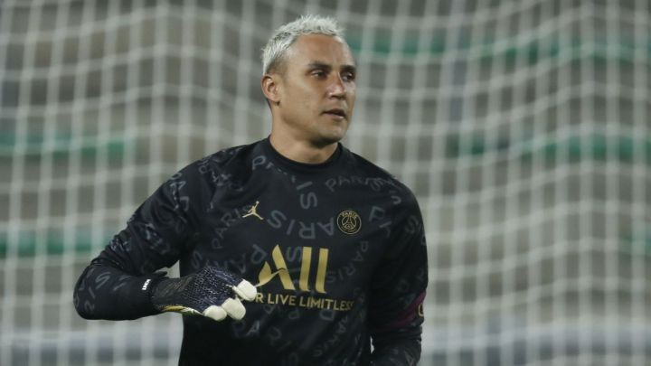 Keylor Navas is the CONCACAF player with most European titles