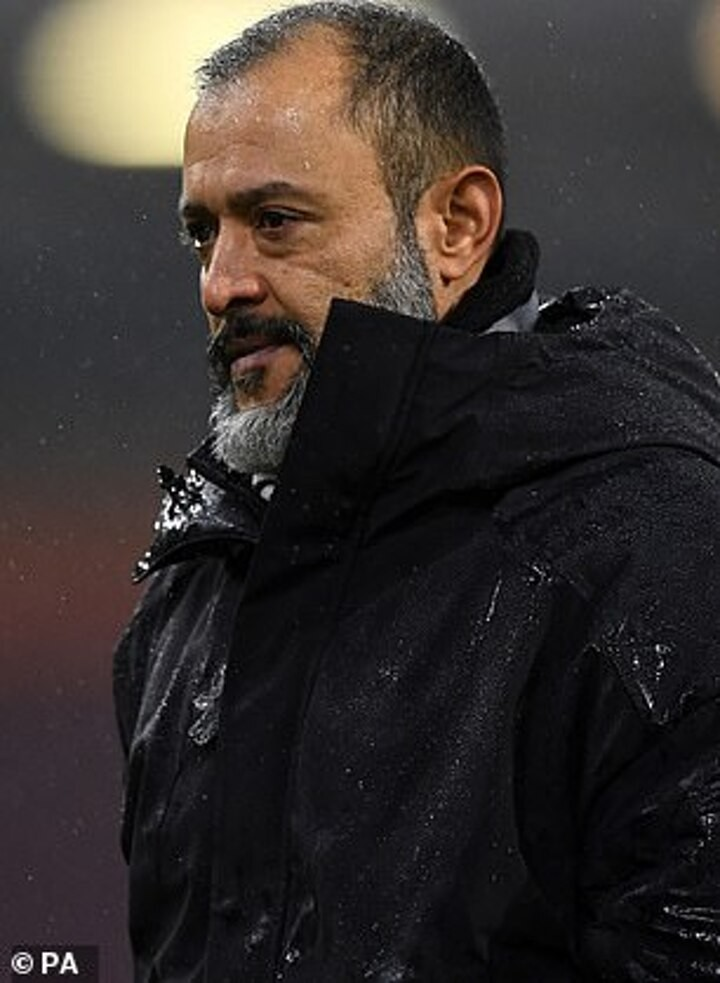 Jorge Mendes is 'looking for a new PL club for Wolves boss Nuno Espirito Santo'