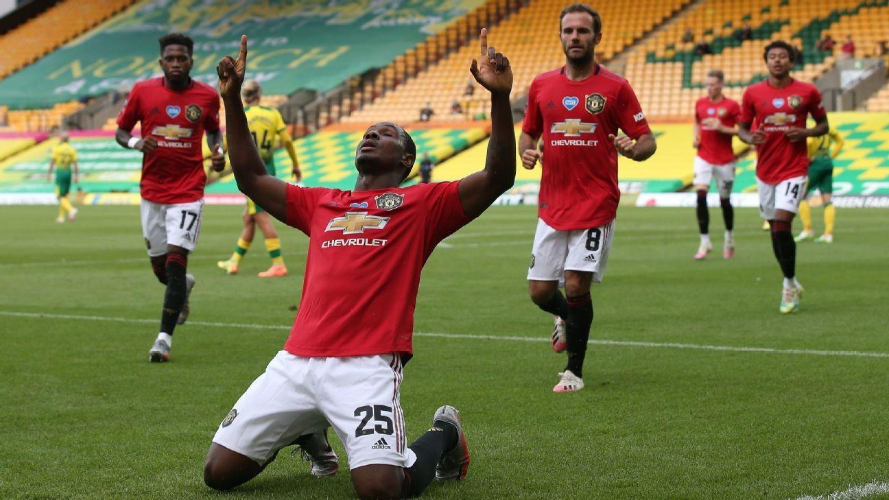 Man Utd's Ighalo keen on future MLS transfer