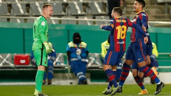 Ter Stegen worth his weight in gold for Barcelona