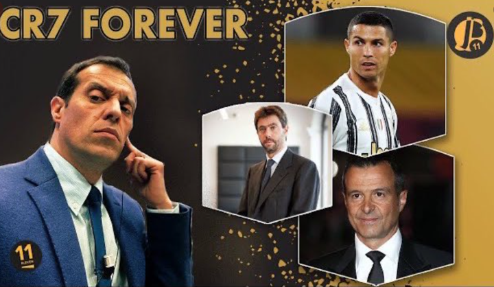 'Ronaldo told Juve management that he's ready to extend his contract until 2023'