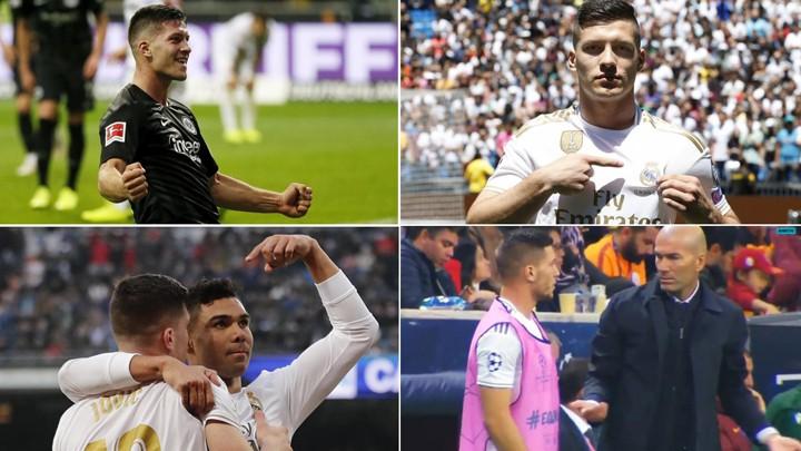 The five reasons for Luka Jovic's loan to Eintracht Frankfurt