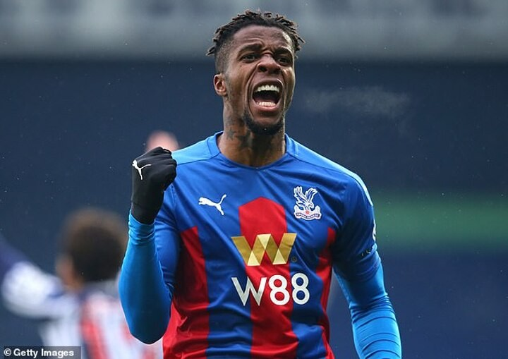 Zaha could have signed for Arsenal... will he now make them pay?