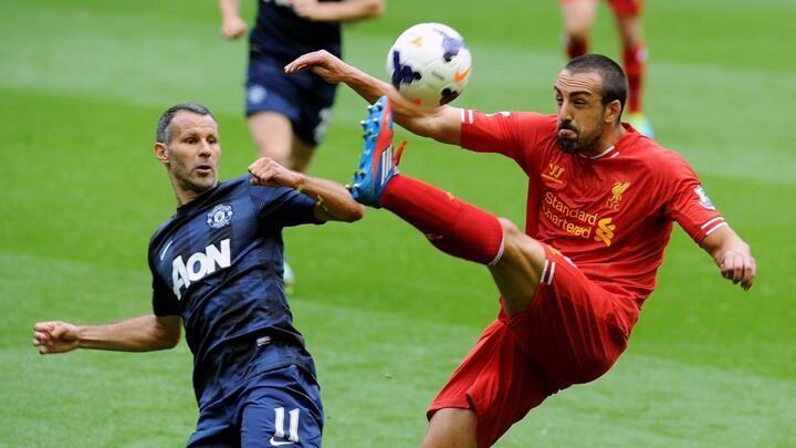 Liverpool-Man Utd stirs emotions for former star, José Enrique