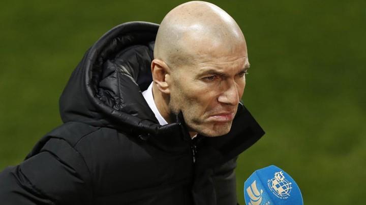 Zidane: Consequences? What should we do, abandon the season?