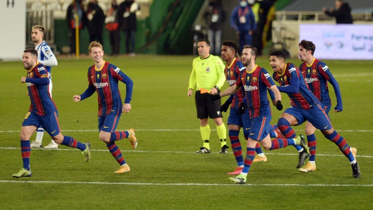Super Cup semis reminded that unpredictability is best