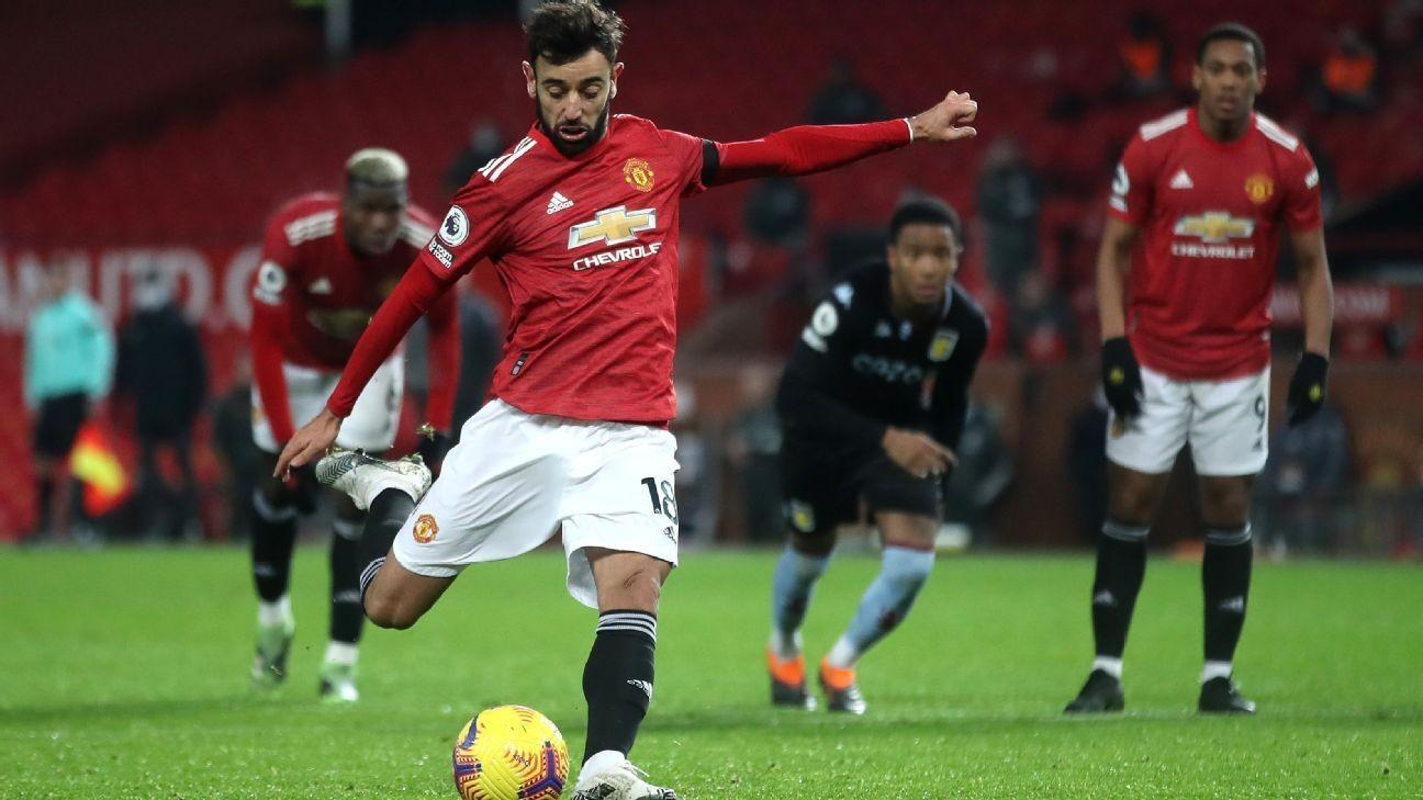 Fernandes on Klopp penalty barb: 'I don't care'