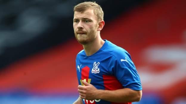 Palace midfielder Meyer leaves club