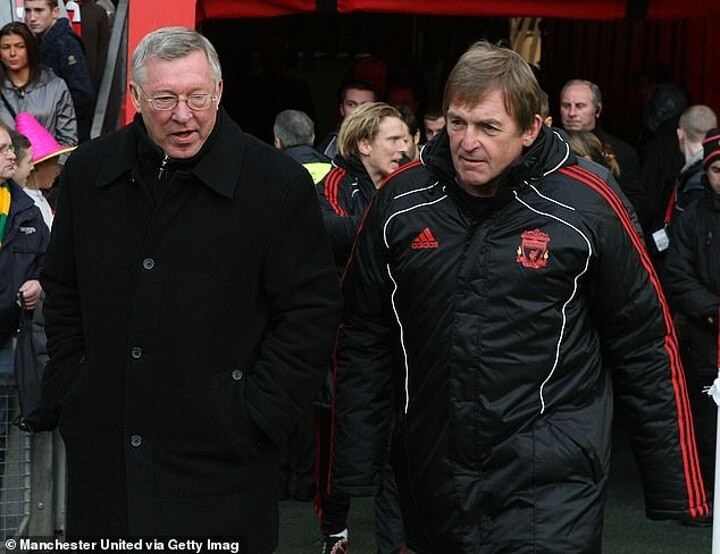 The rivalry of Fergie and King Kenny: The edge between the men who symbolise United and Liverpool