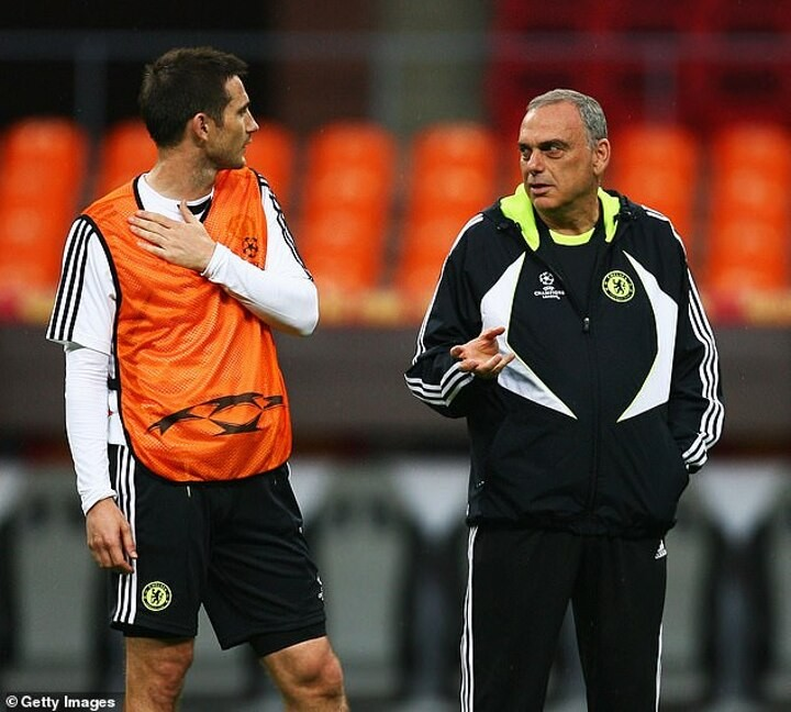 Avram Grant reveals he 'didn't receive any official approach' from Chelsea about returning