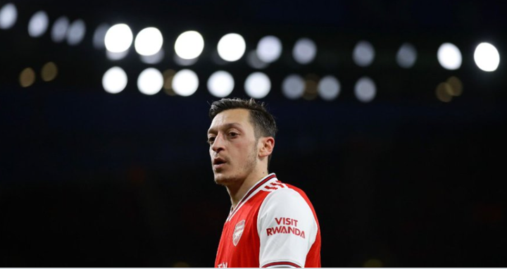 'Ozil & Arsenal have an agreement in principle to terminate his contract'
