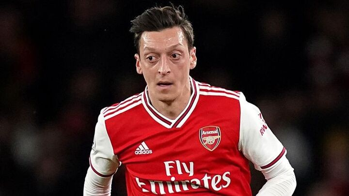 Mesut Ozil transfer: Arsenal midfielder finalising contract termination ahead of Fenerbahce move