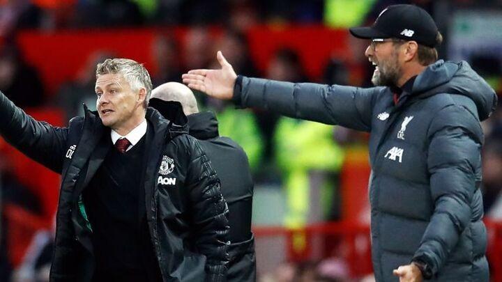 Jurgen Klopp: Liverpool ready for Manchester United challenge