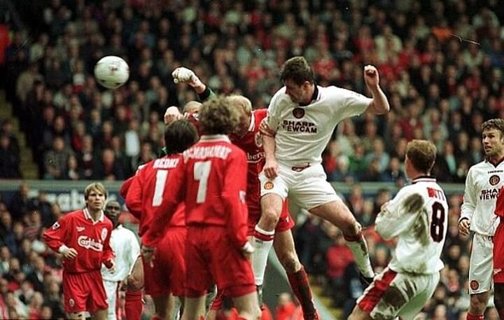 Liverpool and United last faced off as league's top two in 1997 - so where are those players now?