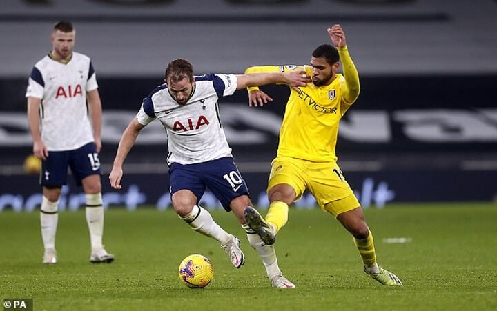 Frank Lampard challenges Ruben Loftus-Cheek to maintain form on loan at Fulham