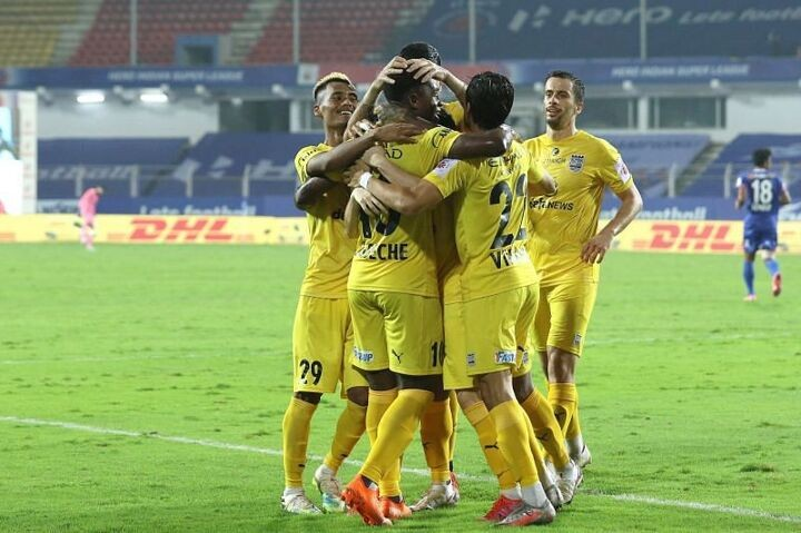 Mumbai City FC vs Hyderabad FC: Head-to-head stats and numbers you need to know