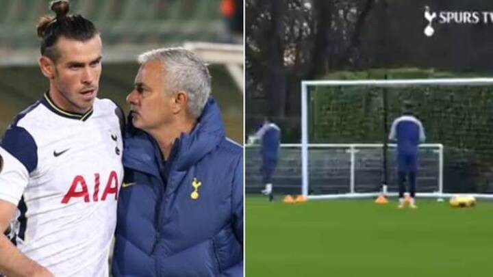 Mourinho's threat to Bale: Do you want to stay or go back to Real Madrid and not play?