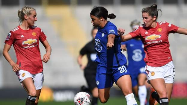 Is Chelsea v Man Utd a WSL title decider?