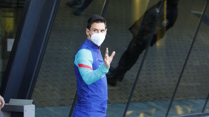 Super Cup: Messi set for bench role for Barcelona-Athletic
