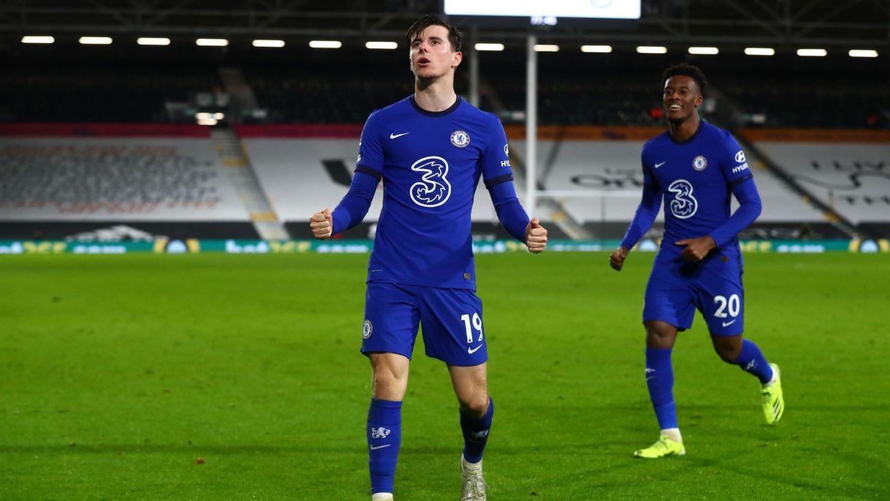 Chelsea beat Fulham, USMNT's Robinson sent off