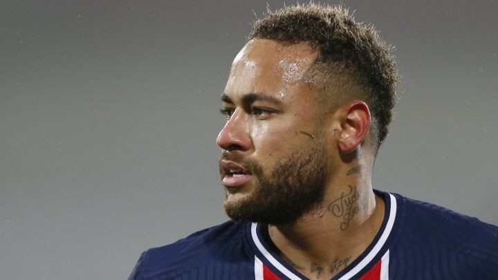 Neymar reveals why he thought about quitting football