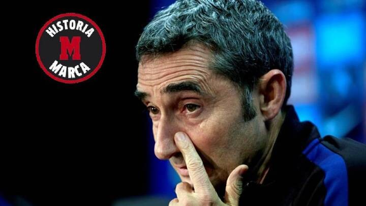 Who will Valverde be supporting in the Supercopa?