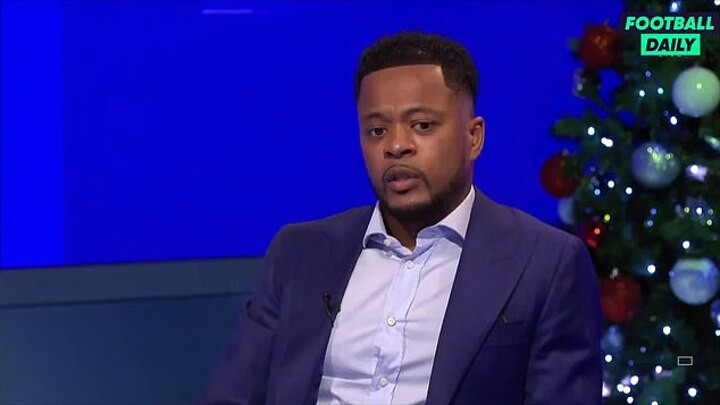 Patrice Evra hits out at Liverpool fans for lack of 'class and respect' over Luis Suarez racism case