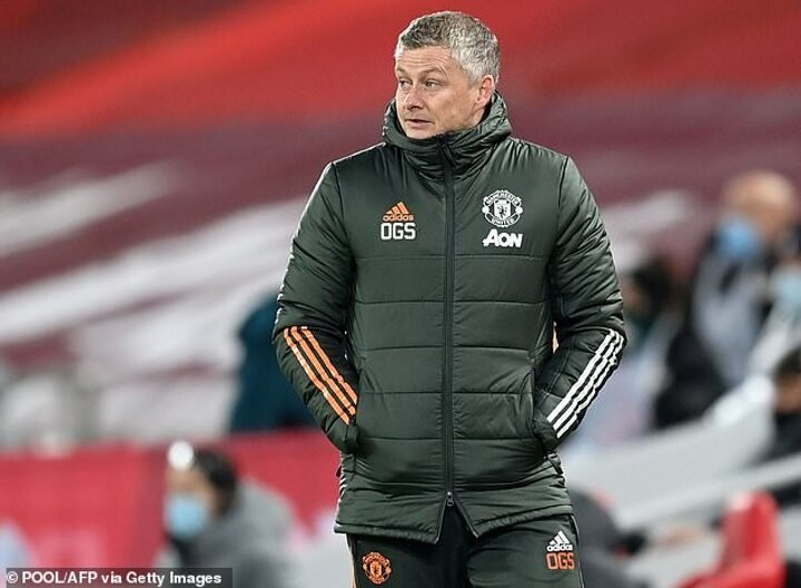 Solskjaer rues Man United's failure to 'pounce' on Liverpool's injury problems